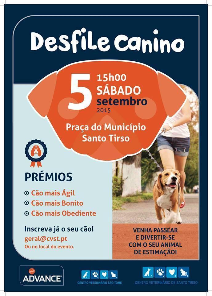 1 canino Parade-veterinaria centro di Santo Tirso